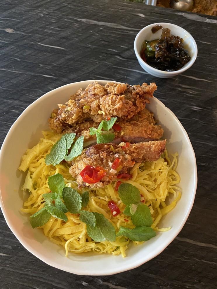 성수동 맛집 :: 홍콩 느낌 가득한 이색 덮밥집 @시옹마오
