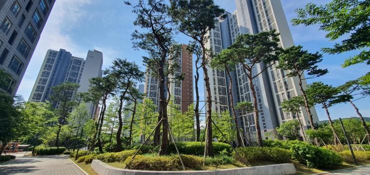 김포 한강신도시 마산동 이편한세상2차