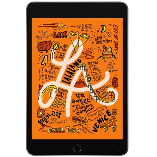 선택고민 해결 Apple iPad mini 5세대, Wi-Fi+Cellular, 64GB, 스페이스 그레이 추천합니다