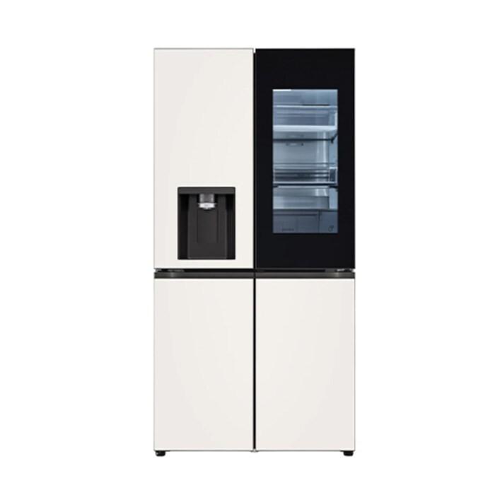 선호도 높은 LG 디오스 오브제컬렉션 얼음정수기냉장고 820L 베이지 W821GBB453 추천해요
