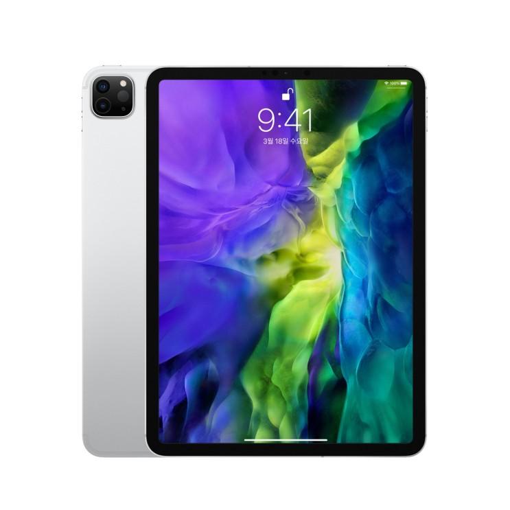 인기있는 Apple iPad Pro 11 2세대, Wi-Fi+Cellular, 512GB, 실버 추천해요