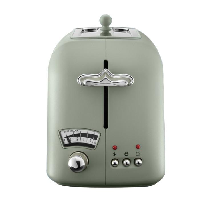 후기가 정말 좋은 다기능 토스터 토스트기 샌드위치 메이커 Delonghi 德 龙 CT02 아침 시리즈, 민트 그린 추천합니다