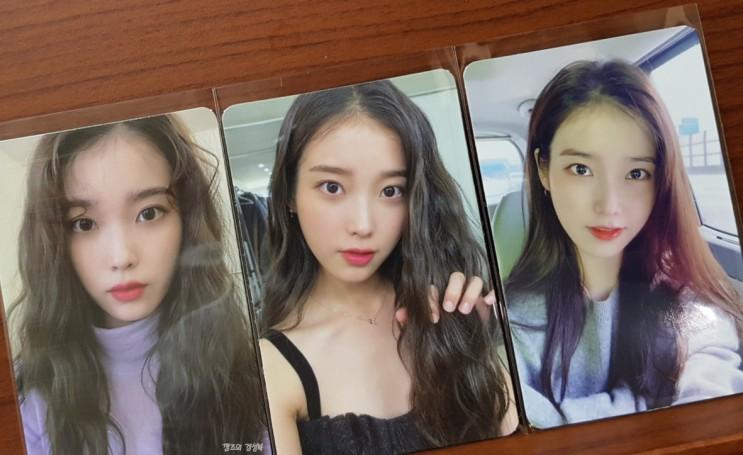 아이유 유애나 4기 포토카드/포카 5종 - 유애나 5기 가입기간?