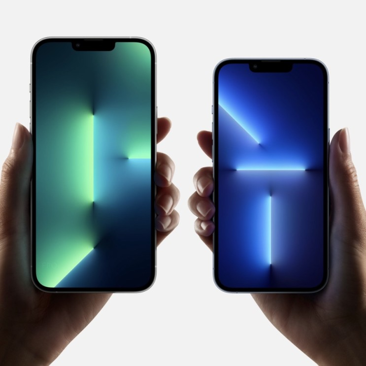 북미 아이폰13 사전예약 출시일 아이폰13 가격 및 스펙