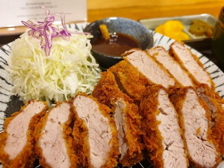 [제주도 서귀포 맛집 대방출 2] 흑돼지 돈까스 맛집 '영육 일삼' / 얇은 피 만두 맛집 '만두쟁이'