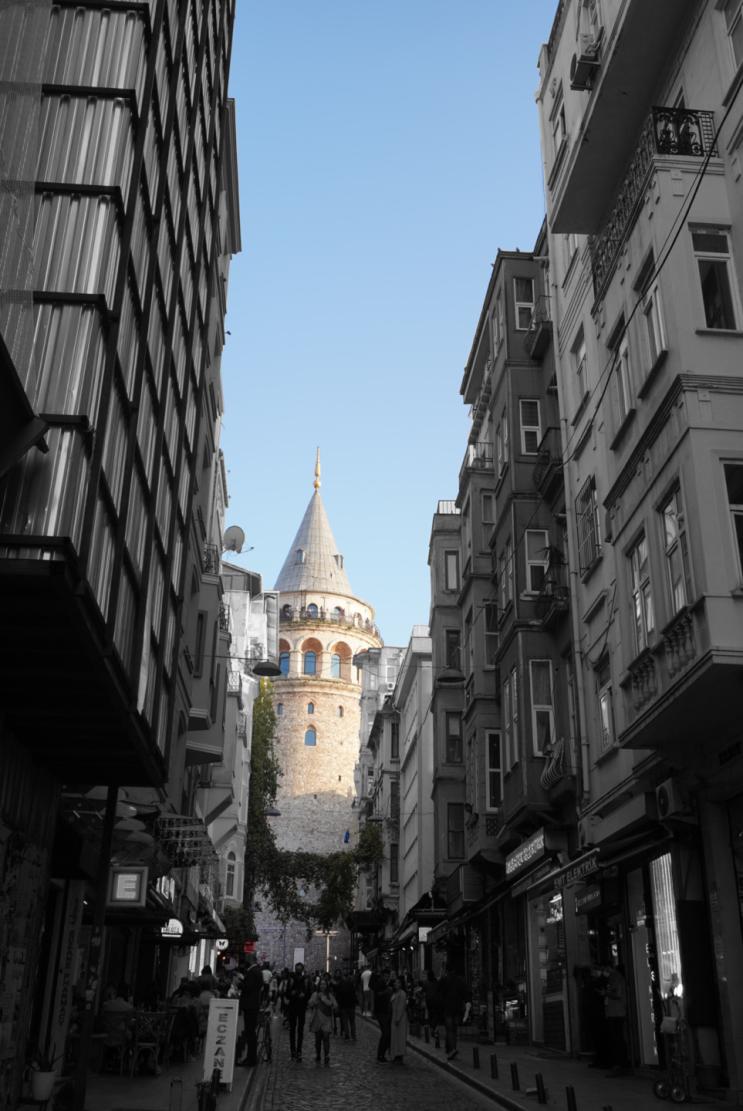 갈라타 타워 이스탄불에서 가장 아름다운 뷰 포인트