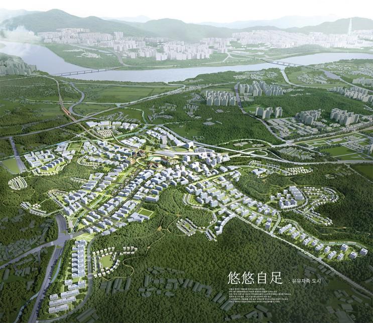 유유자적 왕숙2 신도시, 2021년 9월 사전청약 개시