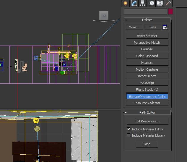 3D MAX 맵소스 경로 정리하기/맵소스경로저장/ 3D MAX 맵소스재질저장하기