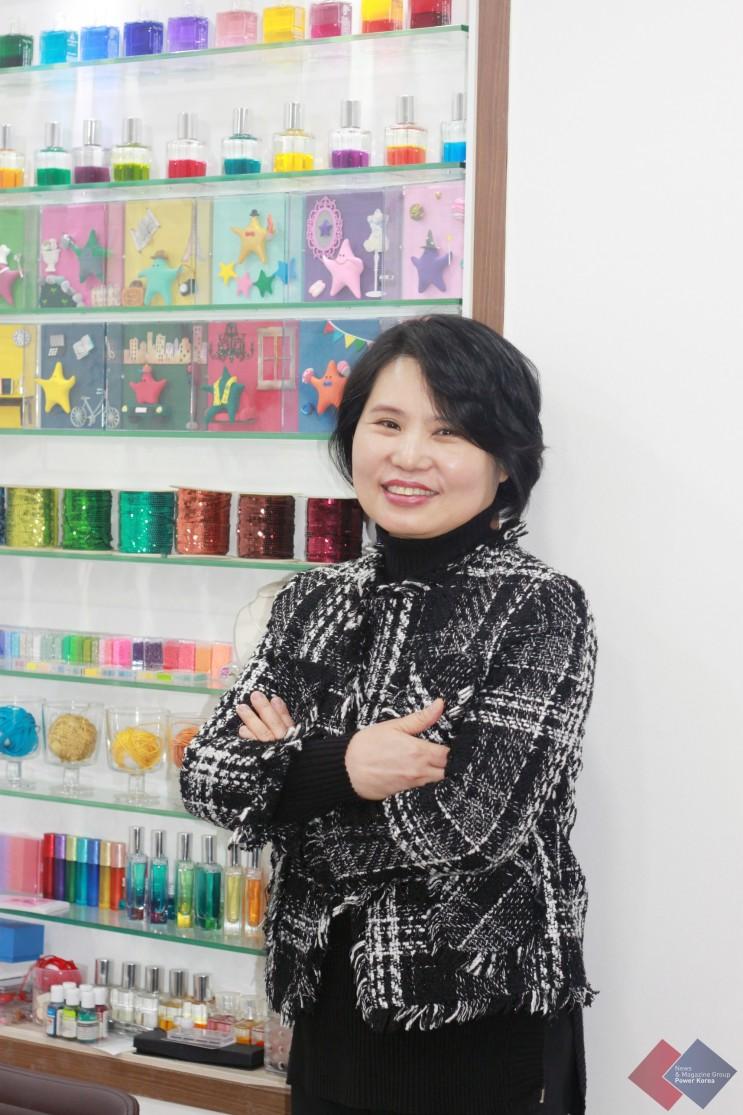 한국색채학교 안보영 대표 인터뷰, '그대로의 자기 자신을 들여다보고 조금씩 변화하며 삶의 가치를 부여하는 것'
