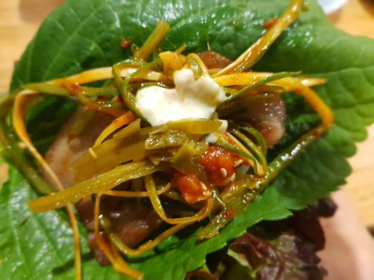 동탄2신도시 공감식탁 - 삼겹살 최강 맛집으로 인정합니다!