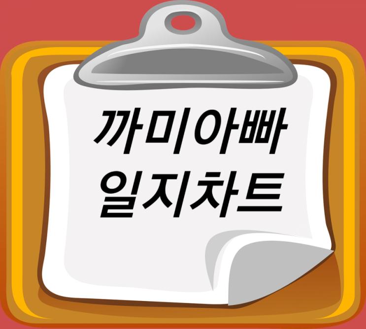 까미아빠주식 익절,손절 기록(1)