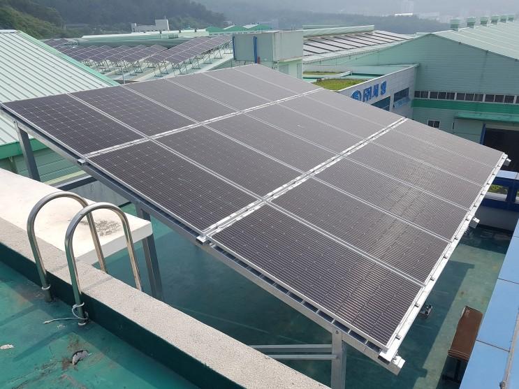 태양광 설치비용 결정에 따른 대가와 각오