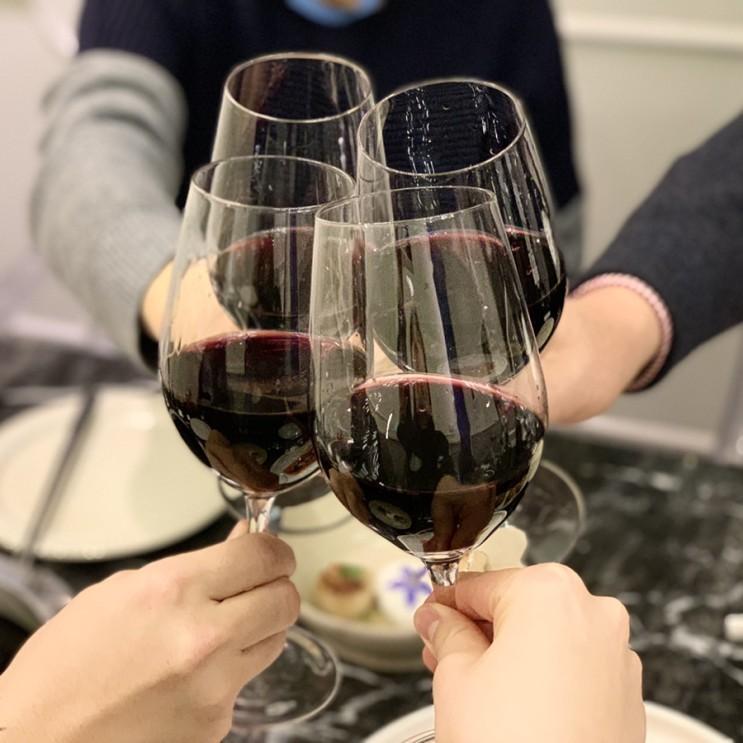 여의도 맛집, 여의도 와인은 도쿄등심 여의도점