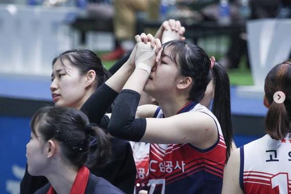 KGC인삼공사 배구단 배구선수 정호영 인스타그램 인물 소개