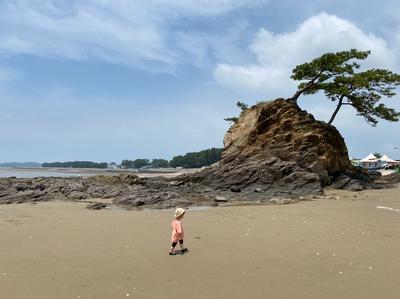 시골살이 5일차) 매일 매일 비인해변으로 출근 도장
