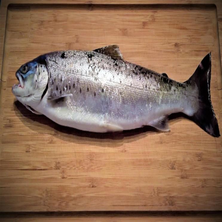 생선 냄새제거 할 때 유일하게 쓰는 방법!