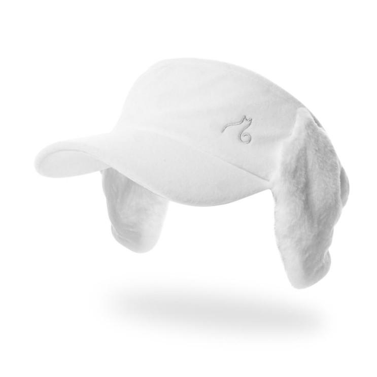 [특가제품] 아리체 귀달이 퍼 바이저 여성용 모자 18,450 원 26% 할인~