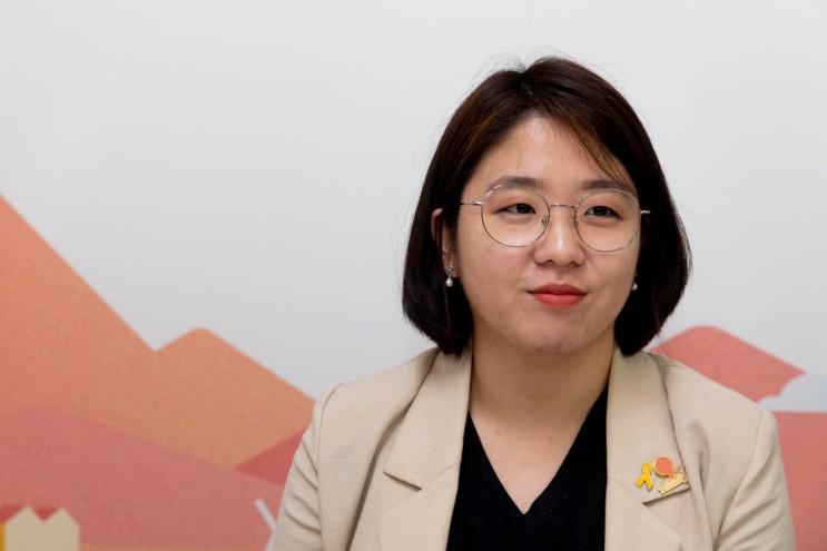용혜인 의원, 탈노동사회 정치의 선언.