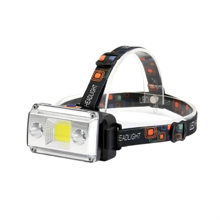 [할인추천] 직진성 광폭 UP 충전식 LED 헤드랜턴 10WDS6653 13,710 원