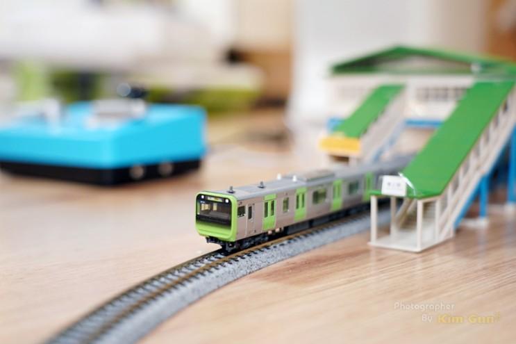 카토 KATO 23-200 철도모형 교상 역사 Oerhead Station