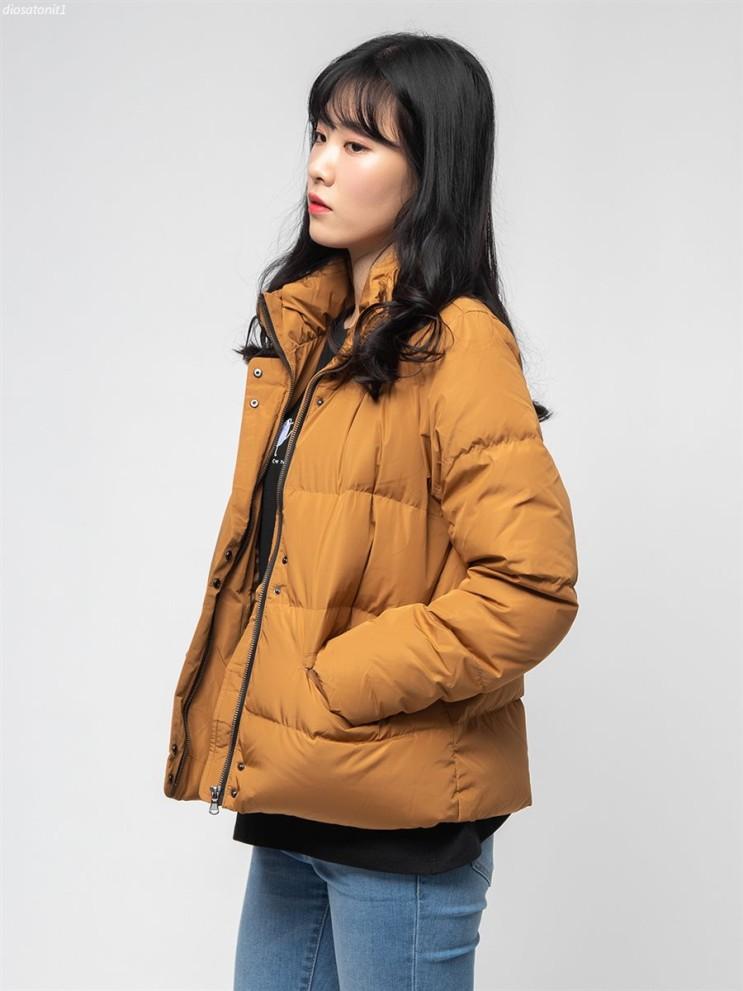 이번달 상품 캐럿 여성용 헤비 덕다운 자켓! 개봉기 및 후기
