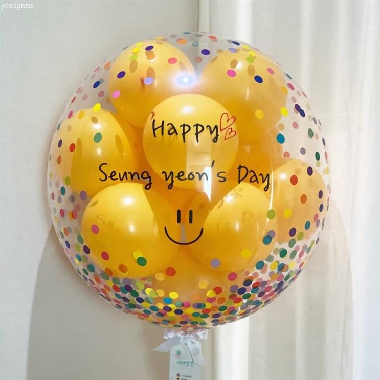 [할인제품] 비바벌룬 레터링풍선 24인치 헬륨완제품 생일파티풍선 34,900 원✌︎ ★