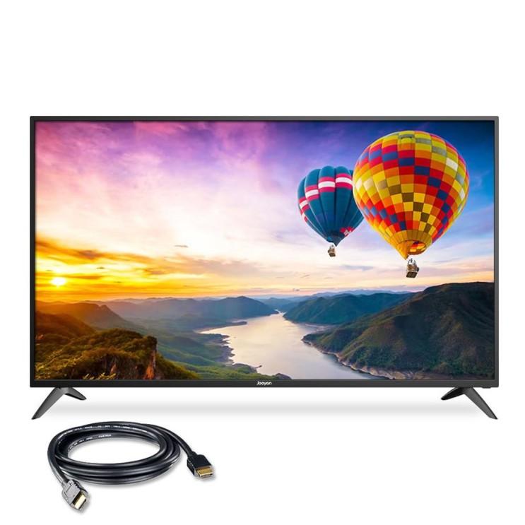 [할인제품] 주연테크 UHD HDR 125cm 무결점 TV D5003UK 419,000 원♪♩ ☆