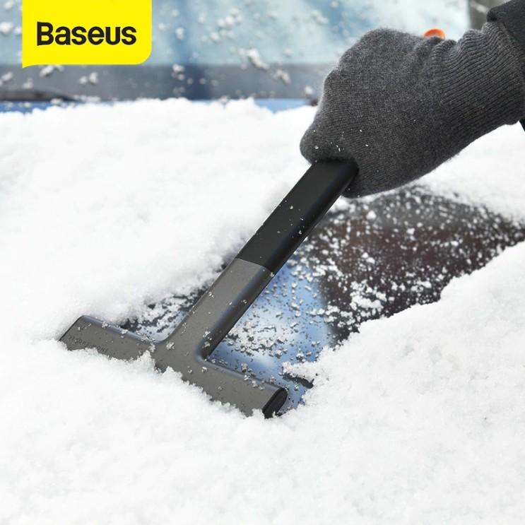 베이스어스 자동차 앞유리 얼음 성에 눈제거 스크레퍼  - 알리 직구