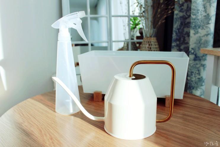 쓸수록 마음에 드는 이케아 추천템 3 세탁실 식물인테리어
