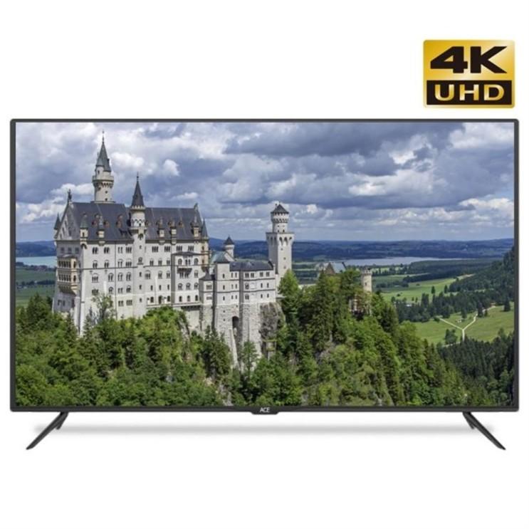 [특가상품] 에이스 58인치UHD TV 4K HDR 대형티비 고화질  449,000 원★ 20% 할인✌︎