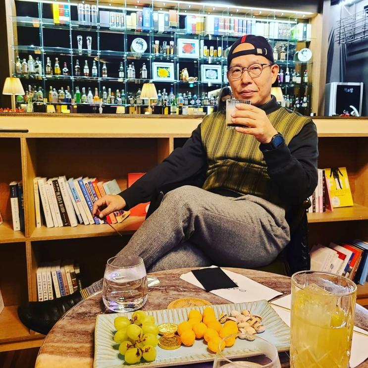 순천 칵테일 연향동 분위기 좋은 책과밤