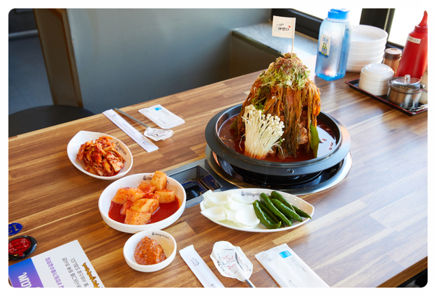 용호동 맛집 청년감자탕 창원용호점 점심한끼 든든해요~