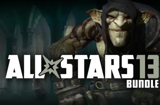 파나티컬 올스타13 번들 (All Stars 13 Bundle) $1.99 (스틱스 / 오버로드 / 나르코스 등) 스팀 게임