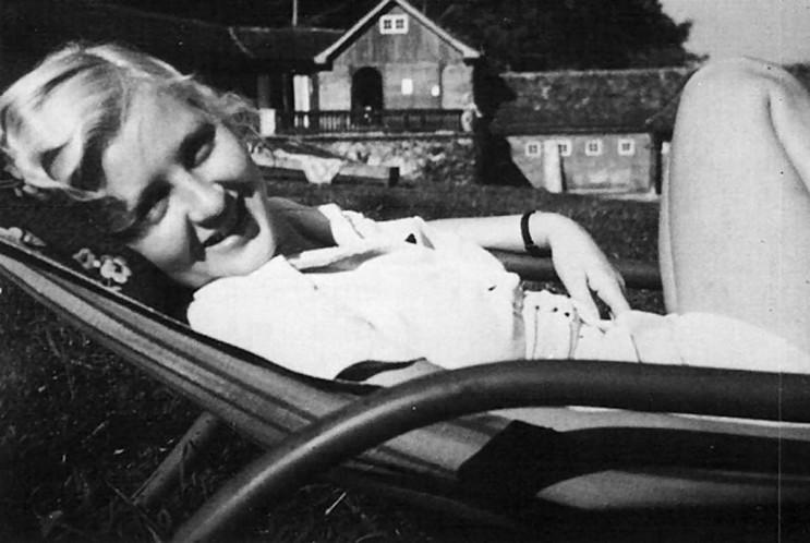 히틀러의 연인 에바 브라운 이야기