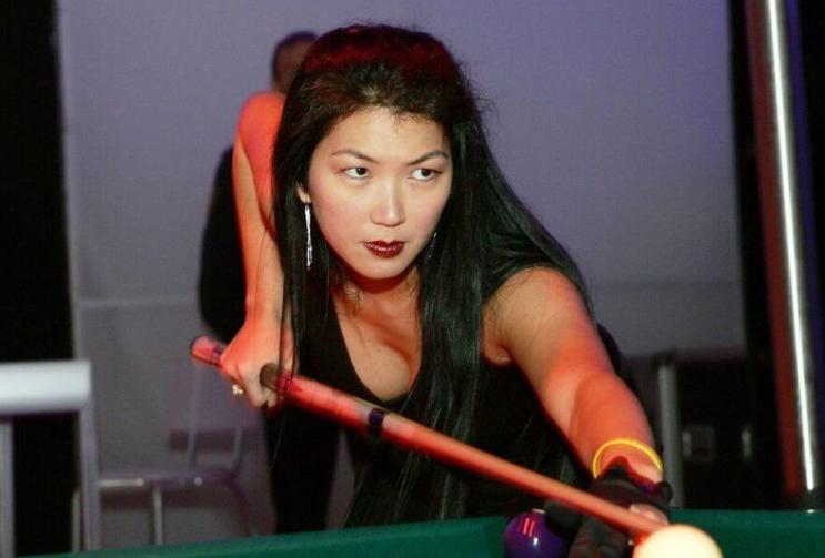 여자 포켓볼 선수 자넷 리, 그녀의 마지막 시합, 시한부 판정 (ft. 검은 독거미, 당구를 배우게 된 사연)