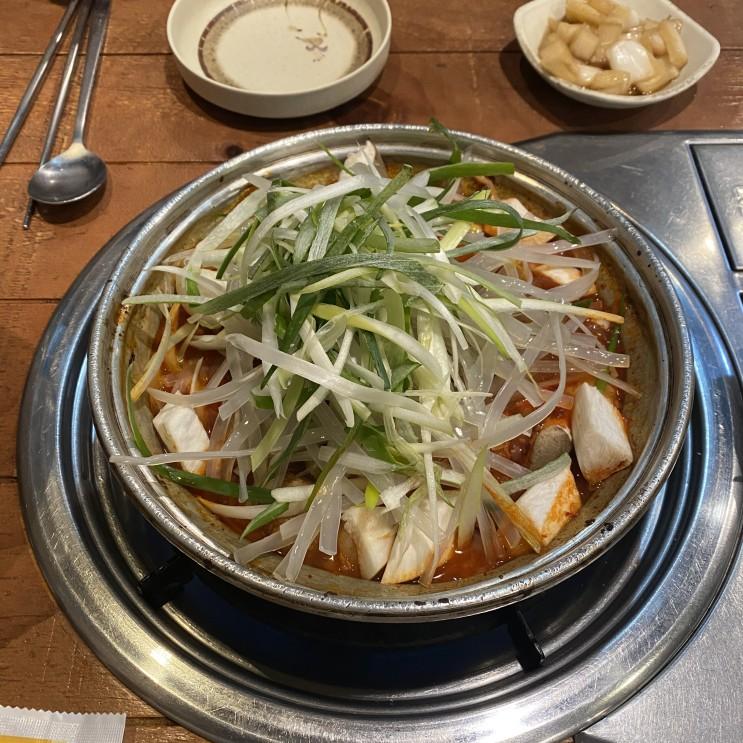 [대구맛집] 매콤한 돼지갈비찜 상인동 짚신 매운 갈비찜 방문 후기!!