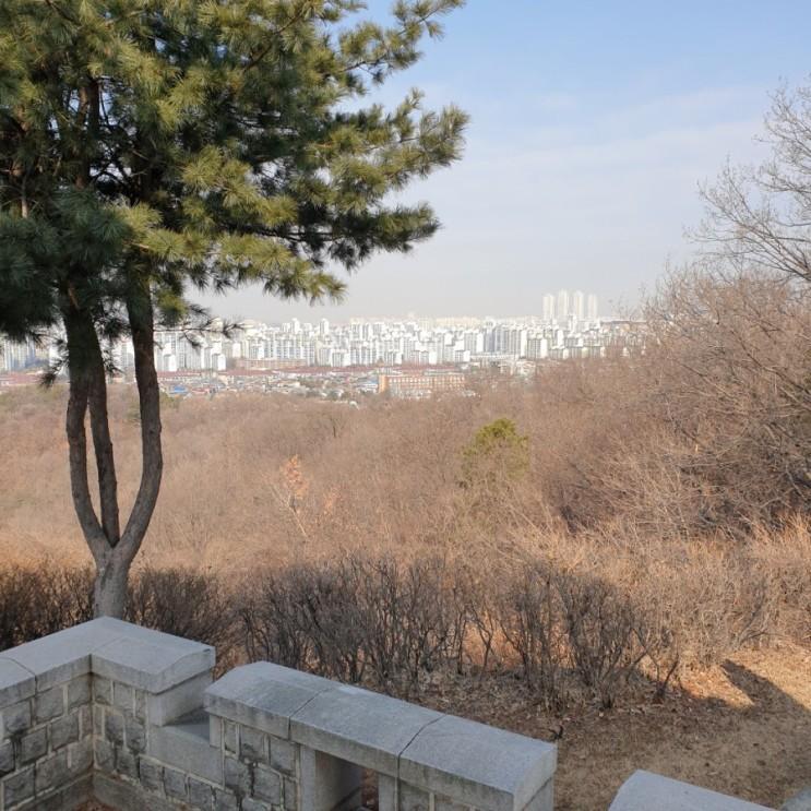 문화한량, 오랜만에 정발산에 올라가다 (Feat. 산스장의 부활)