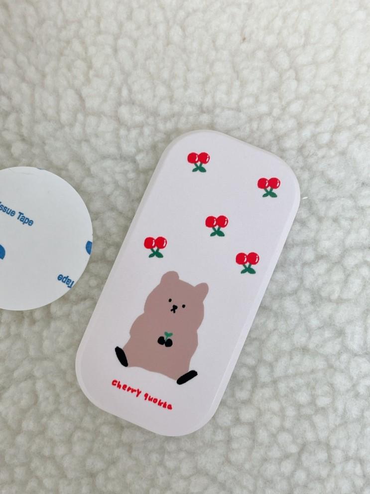 모모케이스 팝톡 내돈내산 사용후기 :: 그립톡보다 편한가?