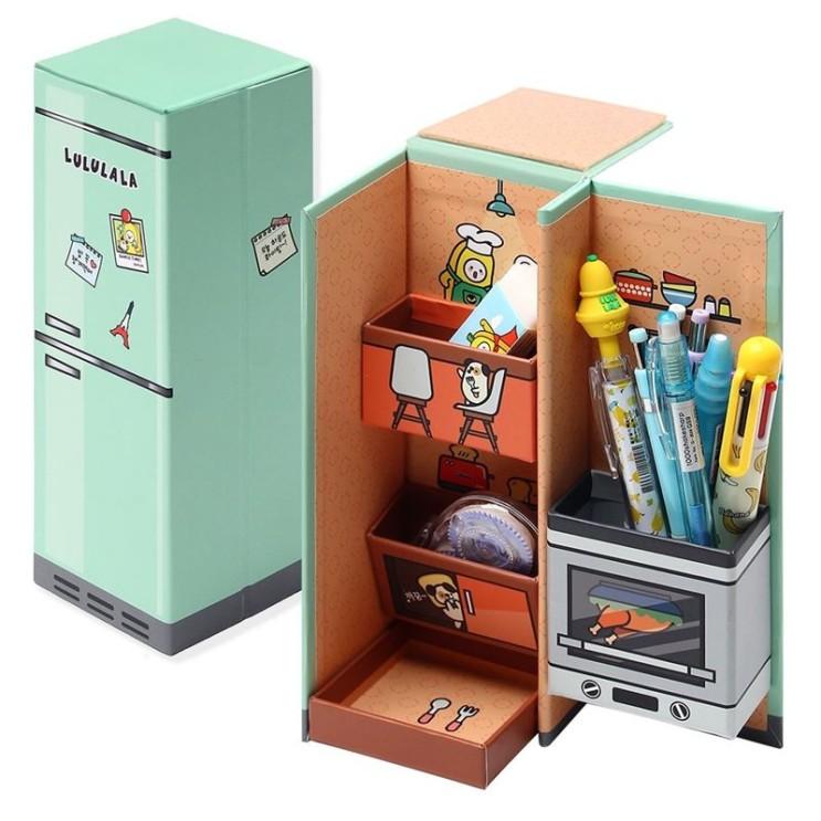 [특가제품] 포포팬시 룰루랄라 냉장고 지함 필통 9,190 원♫ 2% 할인♫