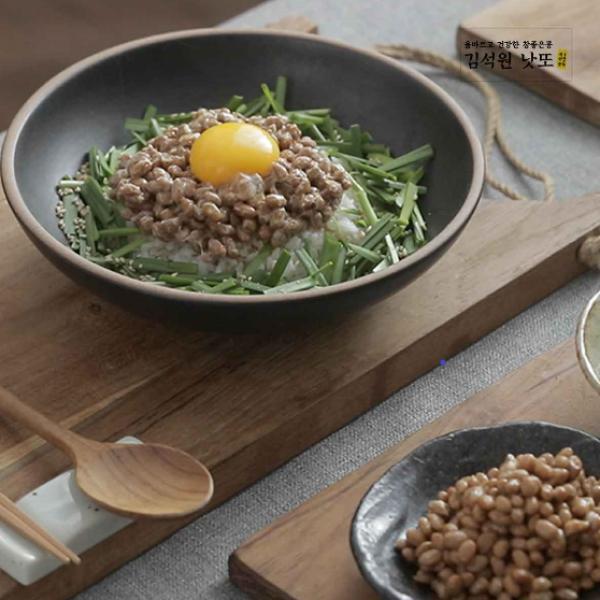 가성비 좋은 기타 [참좋은콩]김석원 국산콩 낫또세트(노란콩 48팩+쥐눈이콩 12팩), 1 추천해요
