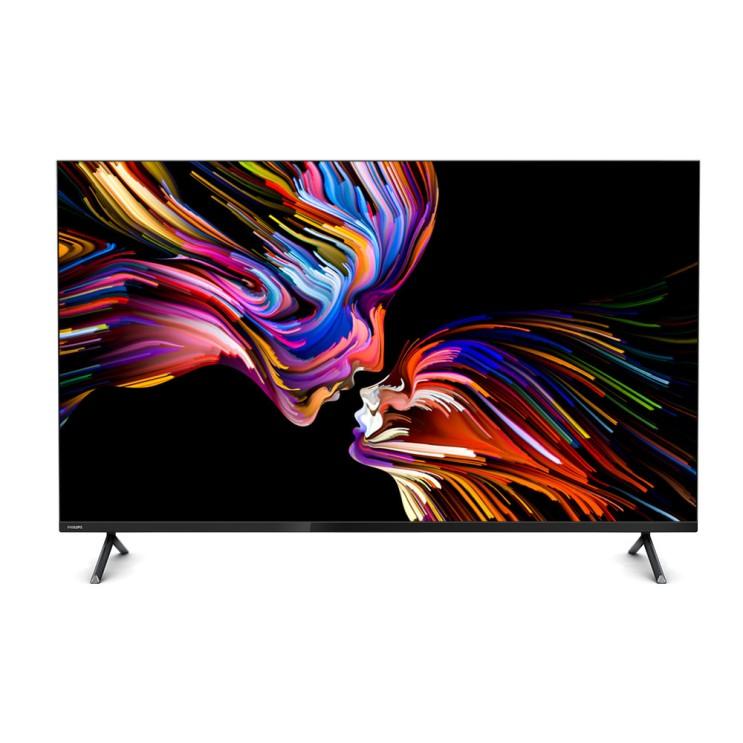 필립스 UHD LED 139cm 구글 안드로이드 스마트 TV 55PUN8215/61, 스탠드형, 방문설치