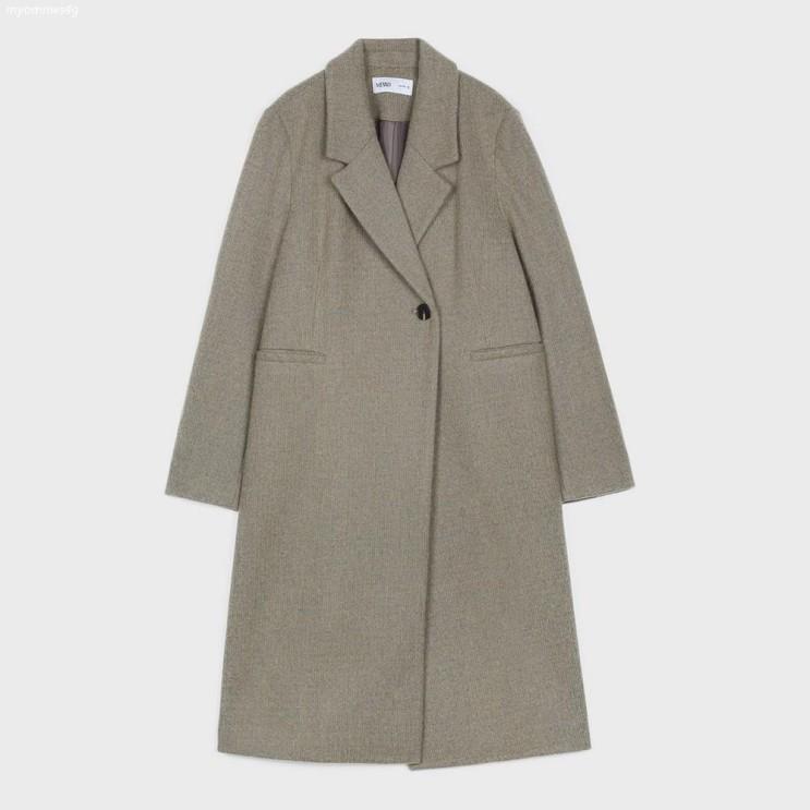 [할인추천] 미쏘 여성용 테일러드 반더블 코트 109,000 원♥ !