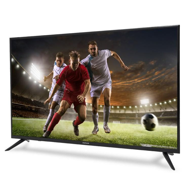 더함 UHD LED 108cm 노바 스마트 TV N431UHD IPS, 스탠드형