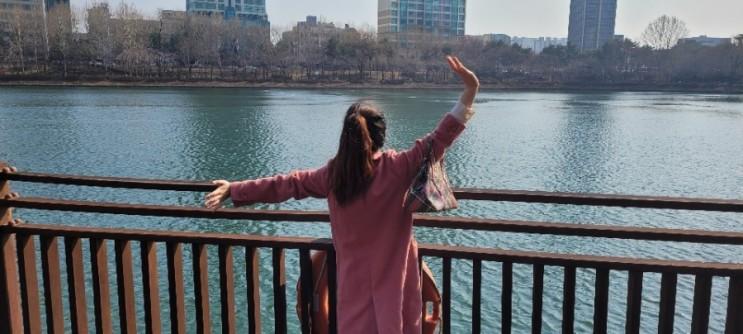 석촌호수에서 롯데타워까지, 서울 데이트 코스 완벽정복! 사진 찍기 좋음, 데이트 사진