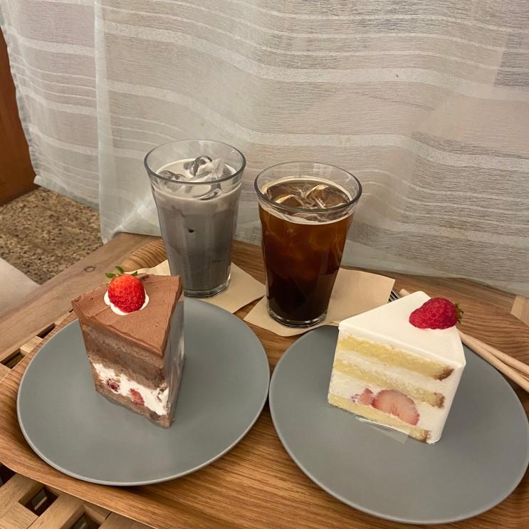 성수동 카페 마를리, 감성적인 디저트 맛집을 찾는다면 추천