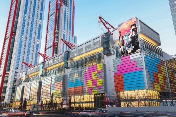더현대 서울 오픈을 기다리며 관전포인트 찾기 !
