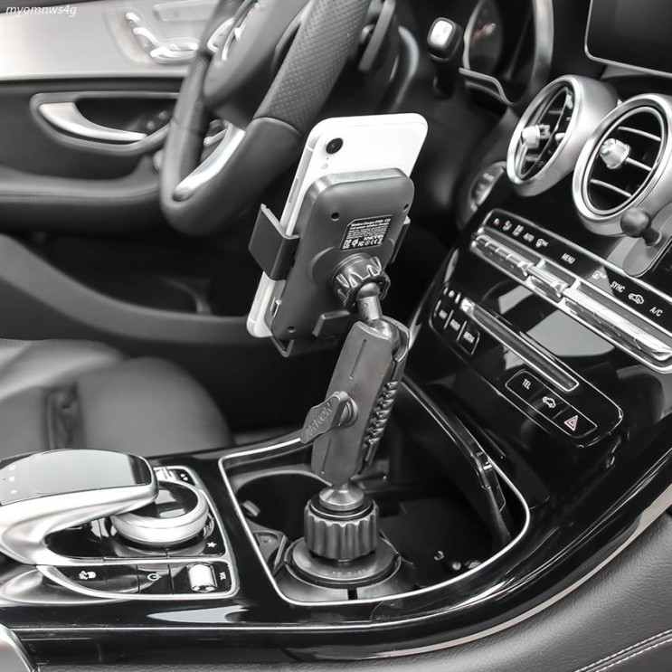 [대박할인] ARKON 무선N오토 FOD 로버스트 차량용 컵홀더 무선충전 핸드폰 거치대 AWCRM323 86,800 원~! 1% 할인♬