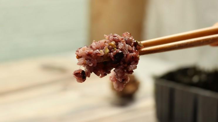 2021년 정월대보름 음식 오곡밥 만드는 법