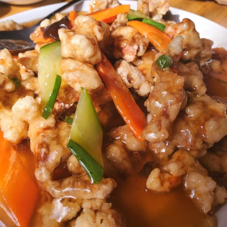 [청주]자극적이지않은맛의 중국음식점 극동반점