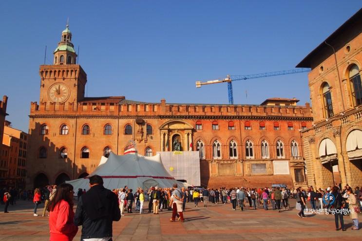이탈리아 여행 - 볼로냐(Bologna) 가볼만한 곳